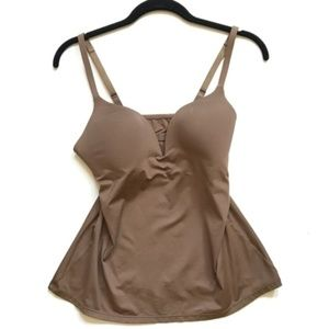 🦊 Nordstrom Body Shaper Camisole 36B :076